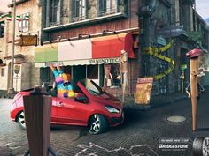 Bridgestone: LittleSticktaly   Ads of the World™