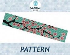 7 Bead Wide Loom Patterns - Bing Images