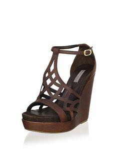 d73bcedd43 Brown Wedge Sandals, Brown Wedges, Jordan Boots, Dark Brown Shoes, Sneaker,  Over Knee Socks