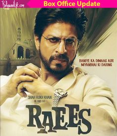 Raees box office collection day 2: Shah Rukh Khan's film sees a bumper growth, earns Rs....