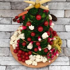 Christmas Appetizers, Christmas Desserts, Christmas Side Dishes, Buzzfeed Tasty, Food Fantasy, Food Platters, Food Decoration, Tasty Bites, Street Food