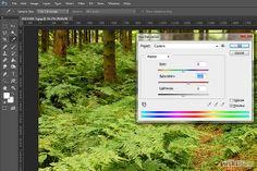 Create a Dreamy Fantasy Effect in Photoshop