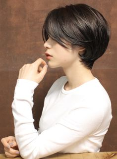 Tomboy Hairstyles, Hairstyles Haircuts, Cool Hairstyles, Short Hair Tomboy, Girl Short Hair, Haircuts Straight Hair, Short Hair Cuts, Shot Hair Styles, Curly Hair Styles