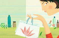 Τι είναι η ευεξία; Reusable Tote Bags