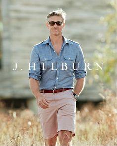 #Weekend look from J. Hilburn #spring #lookbook.