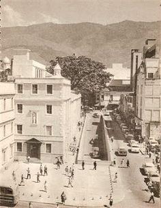 San Francisco desde Pajaritos, Caracas 1960