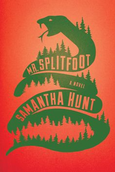 Mr. Splitfoot by Samantha Hunt. Design by Charlotte Strick and Claire Williams.   32 Of The Most Beautiful Book Covers Of 2016