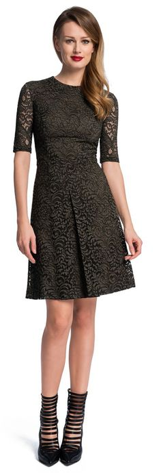 Cynthia Steffe Arlene Dress Caper