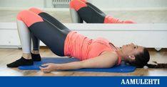 Treeniohjeita lantionpohjalihaksille? Liian moni ajattelee, että tätä lihasryhmää tarvitsevat vain iäkkäät ja synnyttäneet naiset. Toki suurimpaan... Health Fitness, Gym, Sports, Health And Wellness, Sport, Health And Fitness, Training, Gym Room