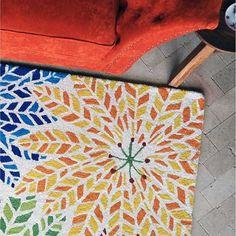 Tapis tufté main elmira multicolore the rug republic 160x230 - Tapis Cosy