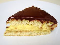 I Believe I Can Fry: Boston Cream Pie
