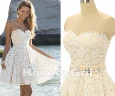 High Quality Lace Graduation Dress,Pretty Short Sweetheart Beaded Ball Gown  ,homecoming dresses, short prom dress>>>>>http://www.luulla.com/product/471526/hg311-high-quality-dress-lace-graduation-dress-pretty-graduation-dress-short-graduation-dress-sweetheart-graduation-dress-beaded-graduation-dress-ball-gown-graduation-dress