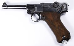 Lot 335: 1937 Mauser S/42 Luger .9mm Cal Semi-Automatic Pistol (Serial #8781); All serial numbers match on this toggle-locked semi-automatic pistol with 8 round magazine