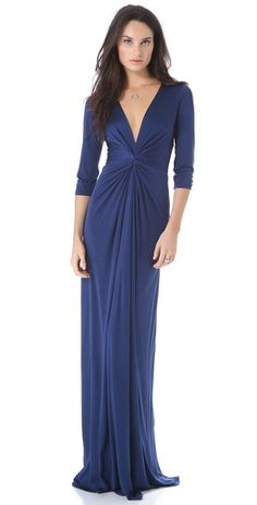 ISSA Long Kimono Gown | SHOPBOP