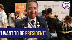 'The bigger plan is to become president,' says top matric performer Past Exam Papers, Past Exams, Presidents, Things I Want, How To Plan, Sayings, Learning, Top, Free