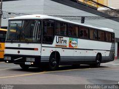 Ônibus da empresa UTFPR - Universidade Tecnológica Federal do Paraná, carro , carroceria Marcopolo Viaggio G4 1100, chassi Volvo B10M. Foto na cidade de Curitiba-PR por Edivaldo Carvalho, publicada em 04/11/2016 13:43:08.
