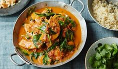For some serious Meat Free Monday inspiration head to @annacljones's website, we're drooling over this vegan curry