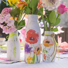 Frühlingsfrische Vasen | dm.de