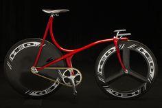 John Brosinski | bikeshowcase: Cherubim Concept Track Bike by...