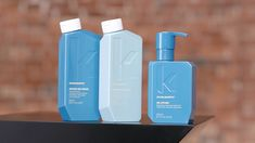 The Repair.me line from Kevin Murphy is perfect for repairing damaged hair, or adding extra softness to all hair types