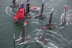 America's Cup World Series: San Francisco August and October 2012 - Main Page - from CupInfo.com
