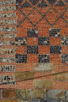 Flemish bond diagonal random things pinterest for Chaise dieu du theil