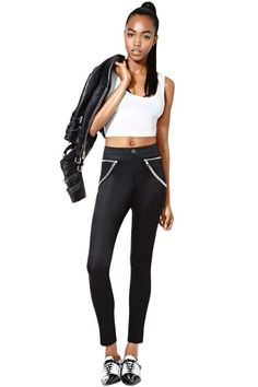 Nasty Gal Collection Wicked Rebellion Pants