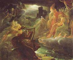 Étaín, una joven de inmensa belleza física y espiritual, es un personaje de la mitología irlandesa con una vida y una historia extraordinarias. Hija primero del rey Ailill de los Ulaid, más tarde del