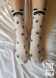 Pattern Socks  Animal Socks  Women Socks  Fun Socks