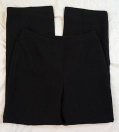Collections for Le Suit Flat Front Side Zip Womens Black Pants Size 6 Black Pants, Dress Pants, Short Dresses, Suit, Collections, Flats, Women, Fashion, Black Slacks