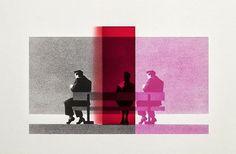 Ilustradores & designers: Amador Perez