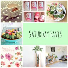 Saturday Faves 5/4/14