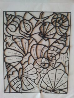 free images to paint on glass Flowers set of 4