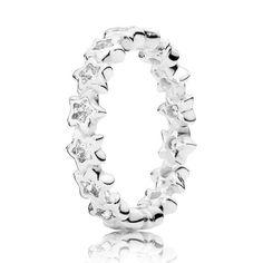 anillo pandora camino estelar 190974cz