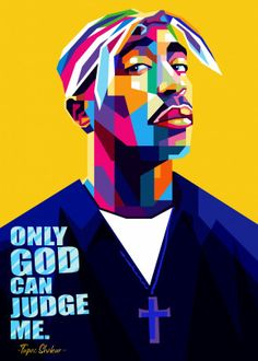 """Beautiful """"Tupac Shakur """" metal poster created by Cholik Hamka. Our Displate metal prints will make your walls awesome. Arte Do Hip Hop, Hip Hop Art, Rapper Quotes, 2pac Quotes, Lyric Quotes, Movie Quotes, Pop Art Posters, Poster Prints, 2pac Wallpaper"""