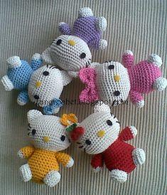Ravelry: Hello Kitty by zan Merry