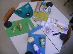 Welkom in de 3de kleuterklas!: Thema Afval