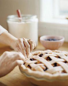 How to Make A Lattice Pie Topper