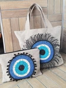 Crochet Clutch, Crochet Handbags, Burlap Bags, Linnet, Round Bag, Summer Bags, Clutch Bag, Clutches, Charms