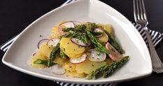 Rezept lafer Kartoffel-Spargel-Salat, Rezept Kenwood Cooking Chef