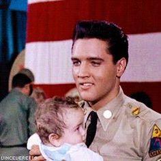 Elvis: G.I. Blues #elvispresley