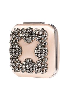 Manolo Blahnik Branches Out into Bags With this Jewel-Encrusted Clutch Collection