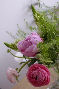 Peonies // pink // spring flowers at www.syyskuunkuudes.com