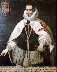 D. Francisco Crespí y Borja, tomó el habito de la Orden de Montesa el 8 de septiembre de 1577, y en ella obtuvo el cargo de Gobernador y Capitán del Maestrazgo, con las encomiendas de Burriana y Onda, Lugarteniente General de la Orden nombrado por Felipe III, expedida en 27 de enero de 1603