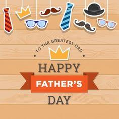 Diseño de fondo feliz día del padre Happy Fathers Day, Mom And Dad, Special Day, Diy Projects, Messages, Amelia, Printables, English, Stickers