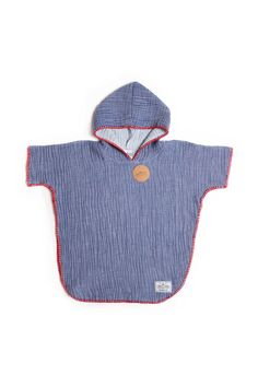 The Pebble Poncho Kids Poncho, Kids And Parenting, Cotton, Towel, Gifts, Shopping, Presents, Towels, Favors