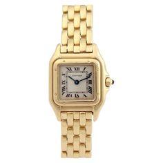 Cartier Panthère Watch   Vestiaire Collective