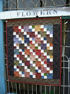 Easy 9 Patch Quilt Patterns | Patch Mini