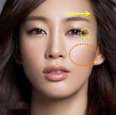 Makeup Mastery – Your guide to perfect makeup J Makeup, Eye Makeup Art, Blue Eye Makeup, Beauty Makeup, Makeup Looks, Pretty Makeup, Makeup Tips, Diy Beauty Face, Asian Eye Makeup