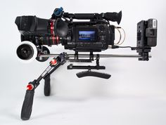 Camera Rig, Cinema Camera, Camera Equipment, Photography Gear, Moving Pictures, Rigs, Cinematography, Filmmaking, Cameras